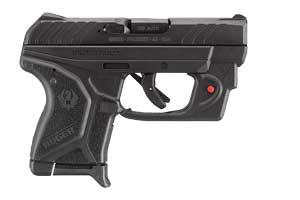 Ruger LCPII with Viridian E-Series Red Laser 380 3758