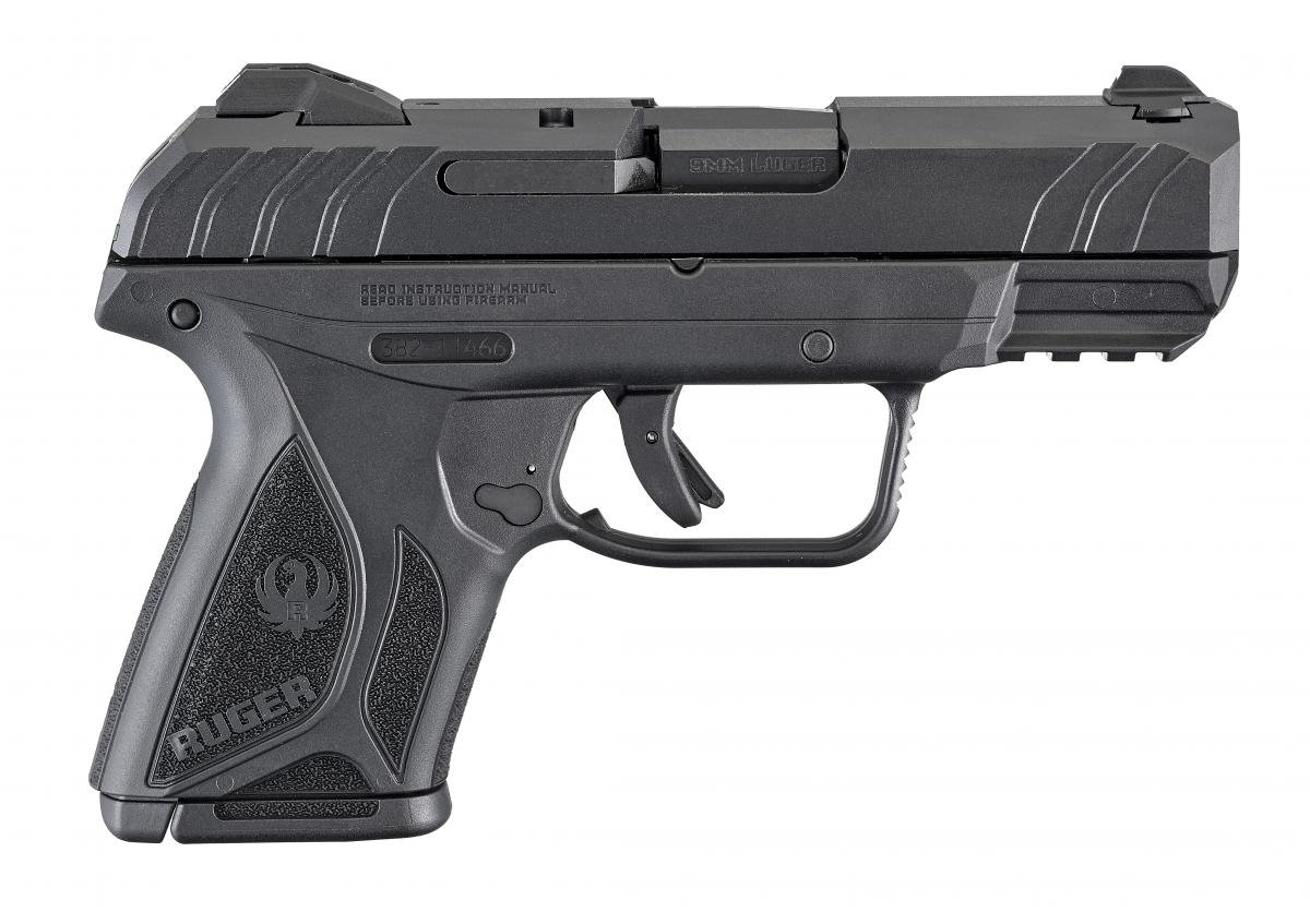Ruger Security-9 Compact 9mm 736676038183