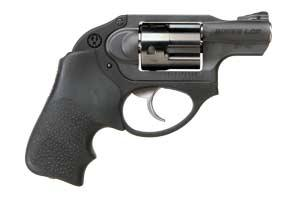 Ruger LCR-357 (Lightweight Compact Revolver) 357 5450