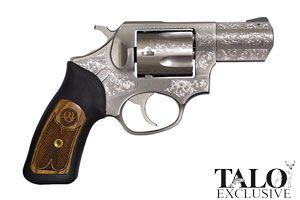 Ruger SP101 Model KSP-321XEN Special Edition Premier 357 5764