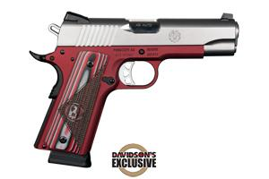 Ruger SR1911-CMD Red 45ACP 6735