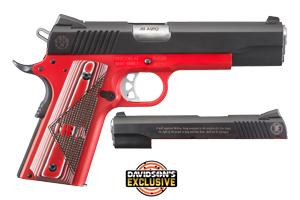 Ruger SR1911 NRA Special Edition 45ACP 6746