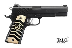 Ruger SR1911 Night Watchman TALO Edition 10MM 6756