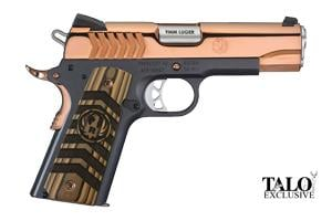 Ruger SR1911-Ruger Rose Gold - TALO Edition 9MM 6768