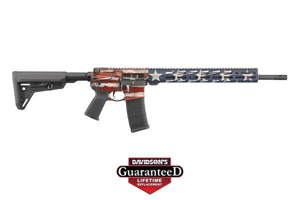 Ruger AR-556 American Flag 5.56 NATO|223 8538