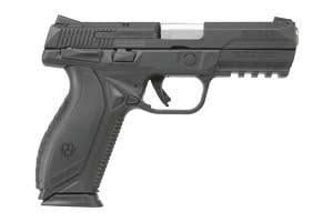 Ruger American Pistol With Manual Safety 9MM 8638