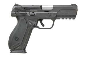 Ruger American Pistol With Manual Safety 9MM 736676086610