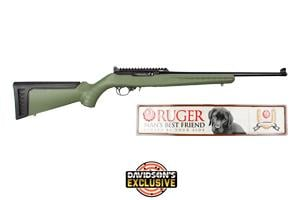 Ruger 10/22 Collectors Series #3, Man's Best Friend 22LR 736676311156
