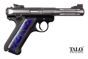 Ruger Mark IV Raffir Hunter TALO Edition 22LR 40132
