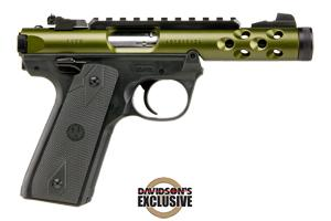 Ruger Mark IV 22/45 Lite Green 22LR 43916