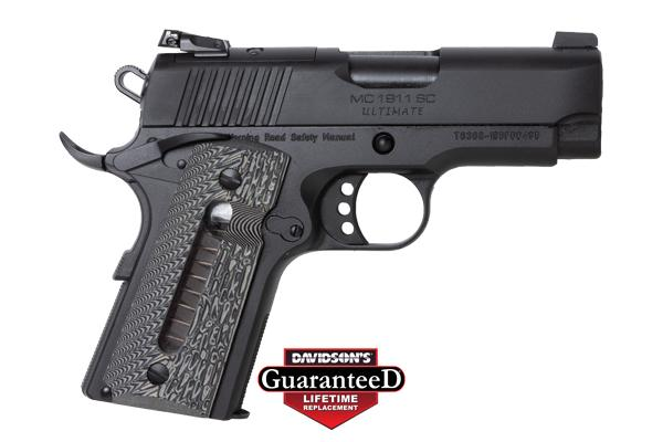 European American Armory|Girsan MC1911SC Ultimate Officer 9MM 741566903984