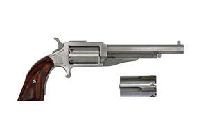North American Arms The Earl 1860s Style Mini-Rev, Conversion Cyl 22LR|22M NAA-1860-4C