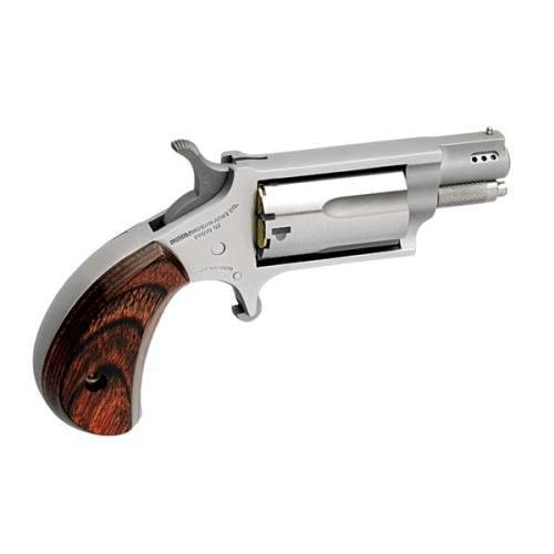 North American Arms Mini-Revolver Convertible 22 LR | 22 Magnum NAA-22MSC-P