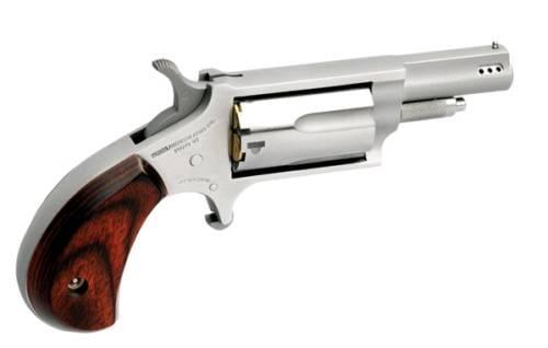 North American Arms Mini-Revolver Convertible 22 LR | 22 Magnum NAA-22MC-P