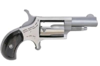 North American Arms Mini-Revolver 22 LR 744253002496