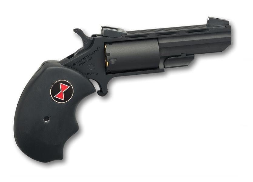 North American Arms Black Widow 22 Magnum NAA-BWM-PVD