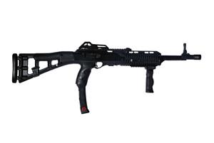 Hi-Point Firearms Carbine TS (Target Stock) with Forward Grip 9MM 995TSFG2XRB