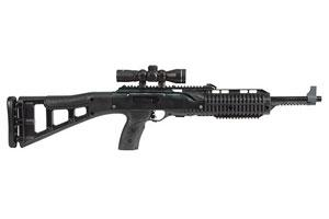 Hi-Point Firearms Carbine TS (Target Stock) with 4x Scope 40SW 4095TS4X32