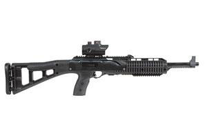 Hi-Point Firearms Carbine TS (Target Stock) with Red Dot Scope 45ACP 4595TSRD
