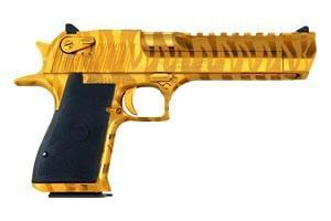 Magnum Research Desert Eagle Mark XIX 50AE DE50TG-TS