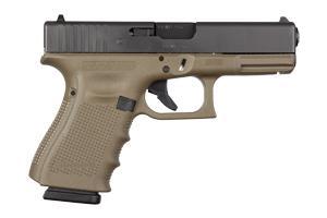 Glock Gen 4 19 OD 9MM PG1957203