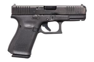 Glock Gen 5 19 Modular Optic System 9MM PA195S201MOS