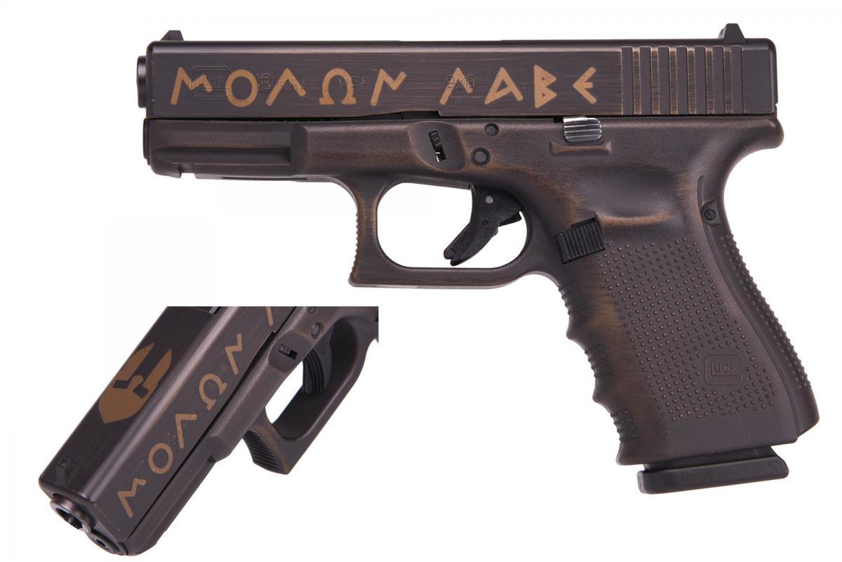 GLOCK G19 G4 9mm 764503111211