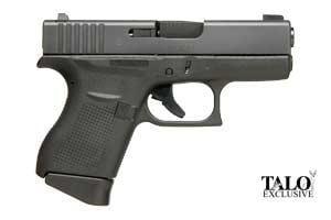 Glock 43 TALO USA Manufacture 9MM UI-43505-01