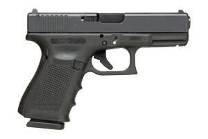 Glock Gen 4 19 Modular Optic System 9MM PG-19502-03-MOS