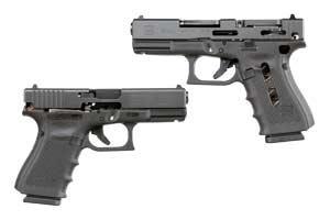 Glock Gen 4 19 Cutaway Model PC19930GEN4