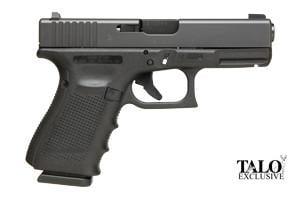 Glock Gen 4 19 USA Manufacture Pro-Glo TALO Edition 9MM UG-19505-03
