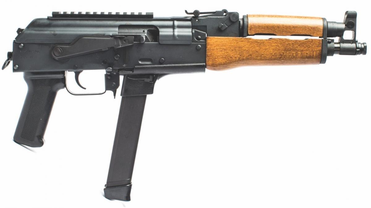 Century Arms Draco NAK9 9mm HG3736-N