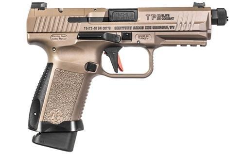 CANIK TP9SF Elite Combat 9mm HG4617D-N