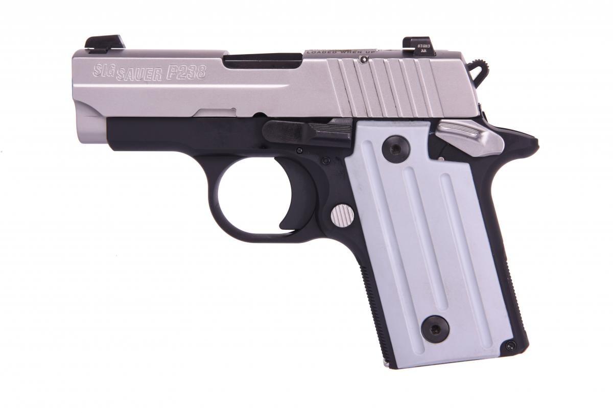 SIG SAUER P238 TSS 380 ACP 238-380-SP-2
