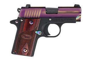SIG SAUER P238 Rainbow Microcompact 380 798681418497