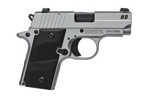 Sig Sauer P238 HD (Heavy Duty) 380 798681436637