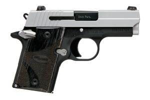 Sig Sauer P938 Blackwood 9MM 798681437566