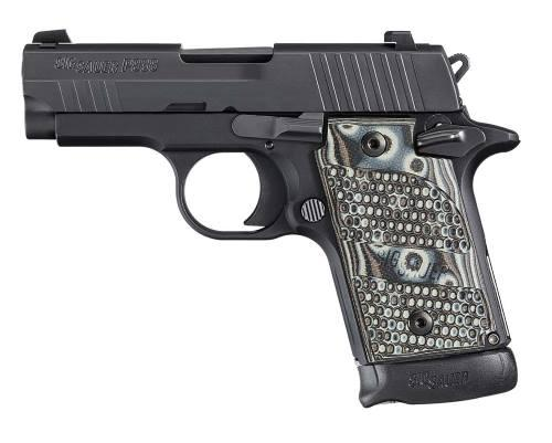 SIG SAUER P938 Extreme 9mm 938-9-XTM-BLKGRY-AMBI
