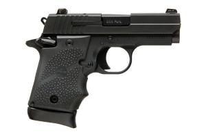 Sig Sauer P938 Nitron BRG (Black Rubber Grips) 9MM 798681443352