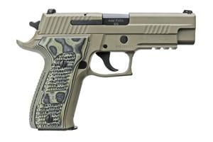 SIG SAUER P226 Scorpion Full Size 9MM 798681450107