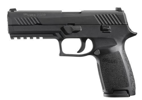 SIG SAUER P320 Full 9mm 320F-9-B