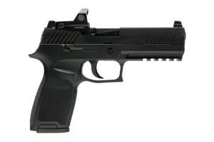 Sig Sauer P320 RX Romeo 1 Included 9MM 798681535026