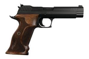 Sig Sauer P210 Target Full Size 9MM 798681544752