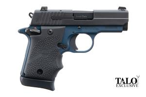 Sig Sauer P938 Navy Series - Talo Edition 9MM 798681550173