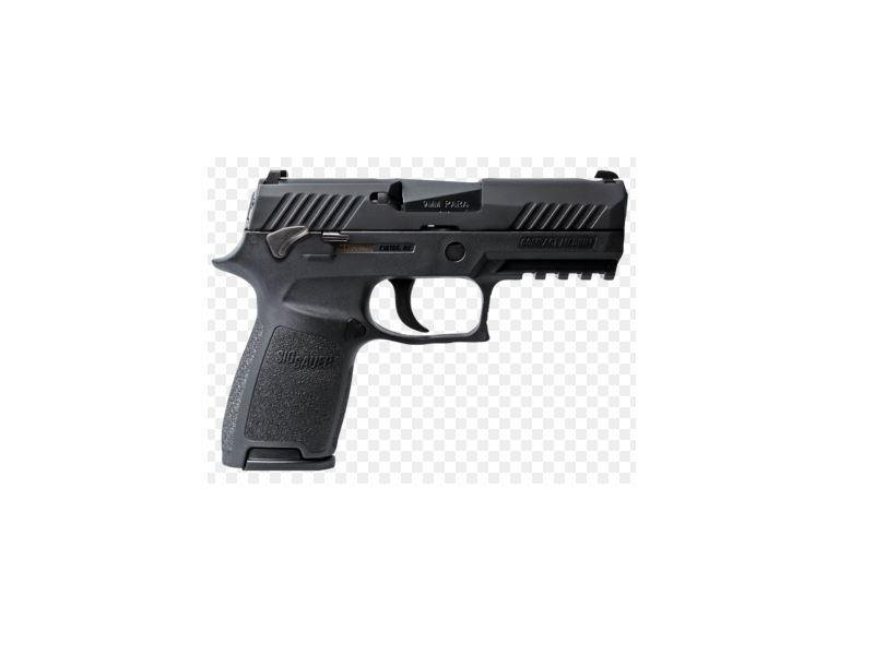 SIG SAUER P320 Compact 9mm 320C-9-BSS-MS