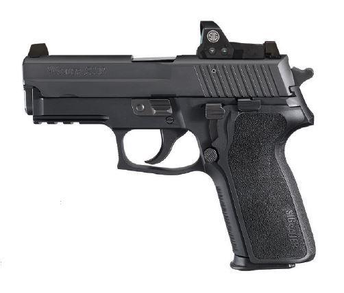 SIG SAUER P229 RX 9mm E29R-9-BSS-RX