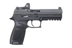 SIG SAUER P320 Nitron Full Size W/ Romeo1 Reflex Sight 9MM 798681572052