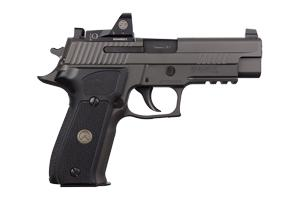 Sig Sauer P226 Legion Series W/ Romeo1 Sight 9MM 798681579433