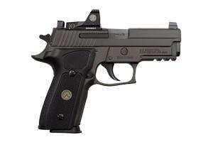 Sig Sauer P229 Legion Series W/ Romeo1 Sights 9MM 798681579464
