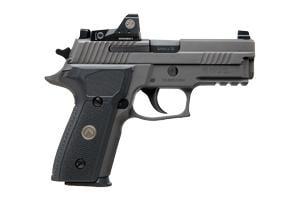 Sig Sauer P229 Legion Series W/ Romeo1 Reflex Sight 9MM 798681579488